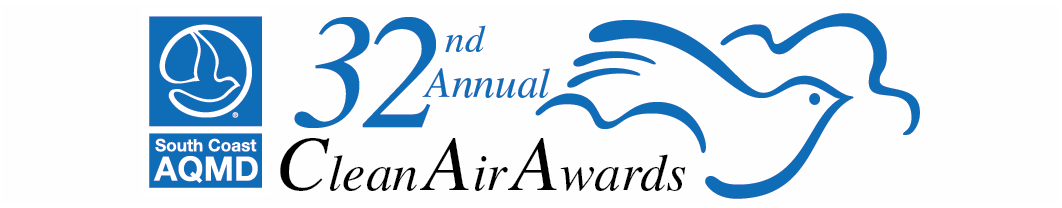 Clean Air Awards banner